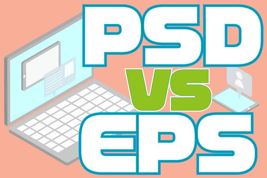 【 背景が透過された画像 】をイラレに配置する場合、「PSD画像」より「 EPS画像」が一般的な理由